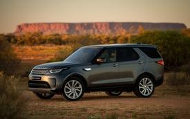 Land Rover Discovery vừa ra mắt Việt Nam thì đã có phiên bản mới ở nước ngoài