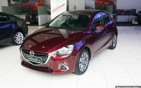 Mazda2 2017 tiếp tục ra mắt Đông Nam Á với giá 466 triệu Đồng