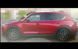 """Xuất hiện hình ảnh được cho là Mazda CX-8, thiết kế """"na ná"""" CX-5"""