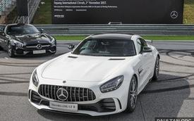 Mercedes-AMG GT R 2017 chốt giá hơn 400.000 USD tại Đông Nam Á