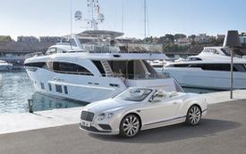 Bentley giới thiệu Continental GT Convertible phiên bản mang cảm hứng du thuyền