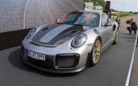 Porsche 911 phiên bản nhanh và mạnh nhất có giá lên đến 19,1 tỷ Đồng tại Việt Nam