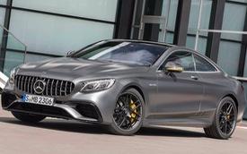 Phiên bản đặc biệt Mercedes-AMG S63 Coupe Yellow Night Edition có giá 5,4 tỷ Đồng