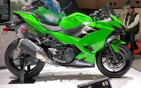 Kawasaki Ninja 250 2018 sẽ ra mắt Đông Nam Á trong tháng 11 này
