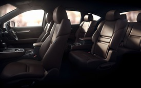 """Mazda CX-8 - Xe SUV 3 hàng ghế sắp """"ra lò"""""""