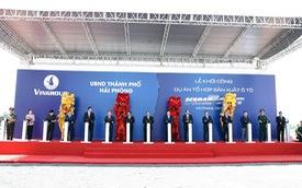 Vingroup tuyên bố 1 năm sản xuất được xe máy điện, 2 năm sản xuất được sedan 5 chỗ, SUV 7 chỗ thương hiệu Việt.