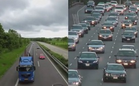 Sự khác nhau thú vị giữa giao thông ở Đức và Mỹ