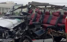 Vụ tai nạn kinh hoàng khiến 6 người tử vong ở Tây Ninh: Xe khách 16 chỗ lấn tuyến, chạy không đúng phần đường quy định
