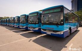 Hà Nội: Thay đổi lộ trình một số tuyến xe buýt