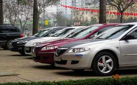 Thiếu chỗ đỗ vẫn là rào cản lớn trong sử dụng ô tô tại Việt Nam