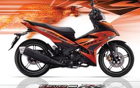 Yamaha giới thiệu Exciter và NVX 155 phiên bản màu giới hạn