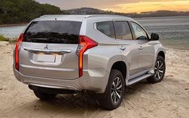 Xe Mitsubishi tiếp tục giảm giá mạnh trong tháng cuối năm