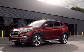 Đấu Mazda CX-5, Hyundai Tucson 2018 tăng phiên bản, bổ sung nhiều trang bị mới