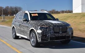 SUV đầu bảng BMW X7 lộ diện bản sản xuất trước khi ra mắt