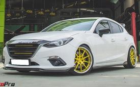 Mazda3 thay áo, độ động cơ Mazda6 tại Việt Nam