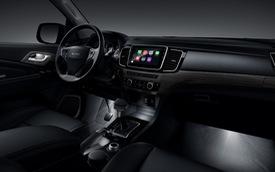 SUV 7 chỗ Isuzu mu-X có thêm phiên bản mới tại Trung Quốc