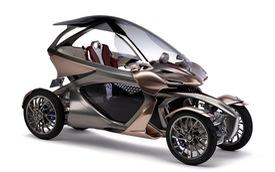 Yamaha MWC-4 - Xe 4 bánh mang cảm hứng mô tô và nhạc cụ