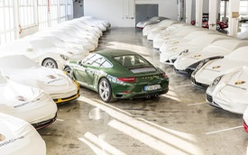 Chiếc Porsche 911 thứ 1 triệu xuất xưởng