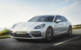 Porsche vén màn phiên bản chỉ tiêu thụ 3 lít xăng/100 km của Panamera 2017