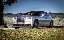Rolls-Royce Phantom đạt giải thưởng xe siêu sang cao quý nhất từ Top Gear