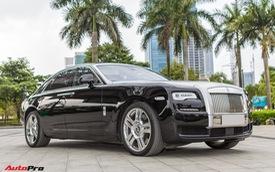 Rolls-Royce Ghost Series II đã qua sử dụng rao bán giá 25 tỷ đồng tại Hà Nội