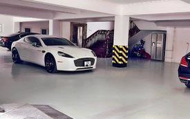 """Sau vụ việc biển giả, Aston Martin Rapide S của thiếu gia Ninh Bình đeo biển """"xịn"""""""