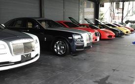 Showroom siêu xe hơn trăm tỷ Đồng sắp khai trương tại Sài thành