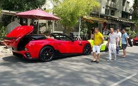 Dàn siêu xe và xe độ độc nhất Việt Nam tụ tập cuối tuần