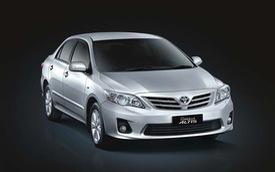 Toyota Việt Nam thu hồi hơn 8.000 xe Corolla Altis vì lỗi túi khí