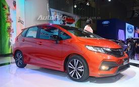 Chi tiết Honda Jazz sẽ được bán ra thị trường Việt Nam vào quý I năm sau