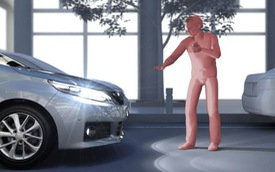 Ô tô Toyota sẽ mang công nghệ an toàn như Lexus