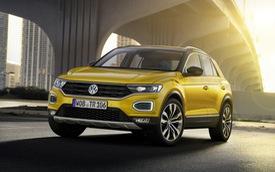 Volkswagen T-Roc - Crossover 5 chỗ hoàn toàn mới, cạnh tranh Honda HR-V và Mazda CX-3