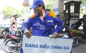 Giữ giá xăng, tăng giá dầu đồng loạt từ chiều 4/1