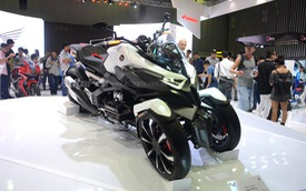 3 chiếc xe concept ấn tượng lần đầu xuất hiện tại Việt Nam