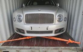 Bentley Mulsanne Speed 2017 đầu tiên cập bến thị trường Việt Nam