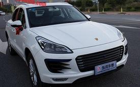 """Phụ kiện dành cho Porsche Macan """"nhái"""" giá 400 triệu Đồng được bày bán nhan nhản"""
