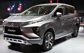 Đấu Toyota Innova, Mitsubishi Xpander được dự kiến lịch ra mắt tại Việt Nam