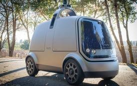 Hai kỹ sư rời bỏ Google để chế tạo một chiếc xe tự lái hoàn toàn khác biệt, không phải dùng để chở người