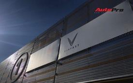 VinFast gấp rút chuẩn bị sân khấu đầy bí ẩn cho màn ra mắt lịch sử tại Paris Motor Show 2018