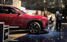 Chiều nay trực tiếp sự kiện ra mắt 2 mẫu xe VinFast tại Paris Motor Show 2018