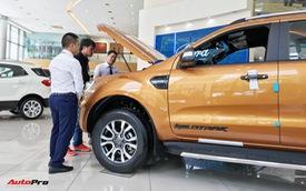 Khách Việt mòn mỏi chờ Ford Ranger 'chạy' thuế, thêm tiền vẫn không thể lấy nổi xe