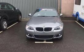 Góc tranh cãi: Chủ xe BMW mua 2 chỗ đỗ và đỗ đúng vào vạch ngăn cách để không xe nào va quệt vào