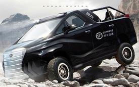 Lexus sẽ sản xuất minivan như Toyota Alphard nhưng sang trọng hơn