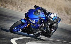 Yamaha YZF-R3 được nâng cấp công nghệ, cải thiện tính khí động học