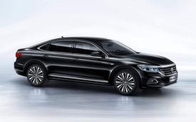 Ra mắt Volkswagen Passat NMS: Thoát mác xe Đức bình dân