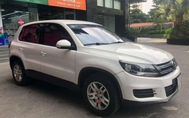 Rao bán hơn 600 triệu đồng, Volkswagen Tiguan 4 năm tuổi trở thành SUV giá rẻ đáng quan tâm