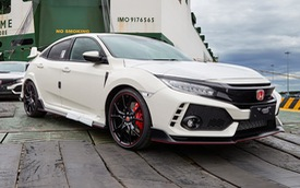 Honda Civic Type R chuẩn bị ra mắt tại Việt Nam - Xe thể thao tiền tỷ kén người chơi