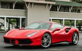 Đưa con trai đi học bằng siêu xe Ferrari 488, đại gia bị các phụ huynh khác tẩy chay