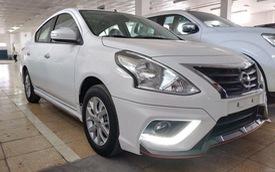 Lộ diện Nissan Sunny bản nâng cấp mới trước ngày ra mắt tại Việt Nam
