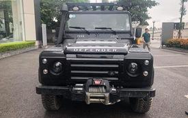 Hàng siêu hiếm Land Rover Defender 1948-2015 X-Spec Edition về tay đại gia Hải Phòng